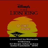 Lion king -Король лев на денди