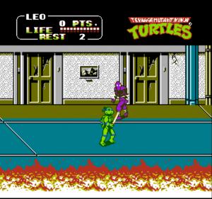 Черепашки ниндзя игра 1987 человек паук актер хери