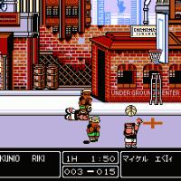 Dunk Heroes, уличный баскетбол, Герои донка игра на денди скачать