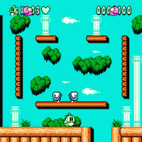 Bubble Bobble 2, Дракончик