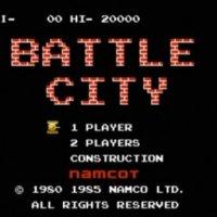 Battle City (Батл Сити) - игра танчики на двоих скачать