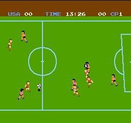 2 in 1: Футбол на Денди soccer + power soccer