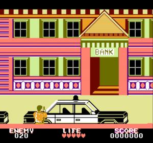 Crime Busters - игра про полицейского