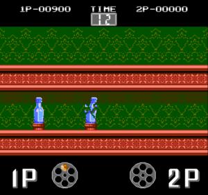 Master Shooter - игра про стрелка на денди