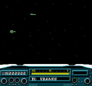 To The Earth - игра про звездолетный корабль
