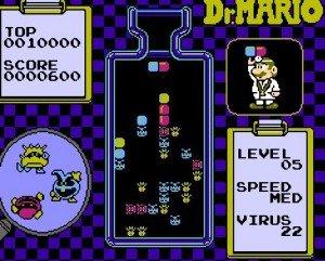 DR. MARIO, Доктор Марио