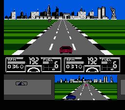 American Race Cars, гонки на денди
