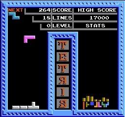 Тетрис на денди скачать, tetris на NES, Nintendo