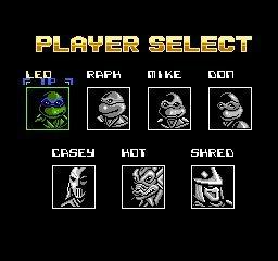 Teenage Mutant Ninja Turtles 4, Черепашки Ниндзя  4