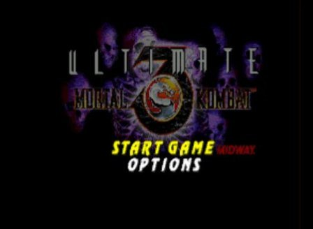 Mortal Kombat 3 Ultimate, Мортал комбат 3 ультиматум