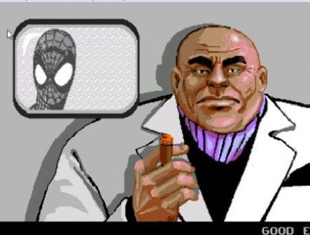 Spider-Man vs The Kingpin, Человек-паук