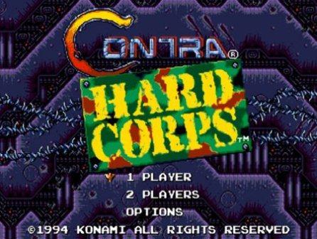 Contra-Hard corps, Контра