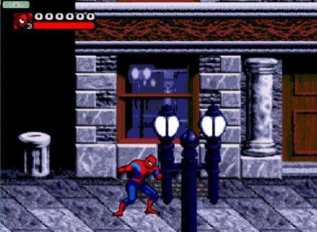 Spider-Man and Venom - Separation Anxiety, Спайдер мен