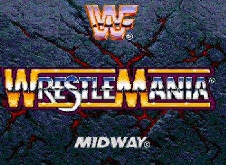 WWF Wrestlemania Arcade, Реслинг