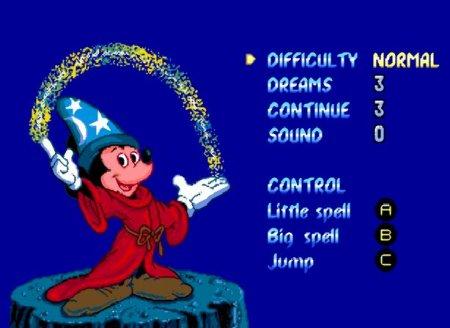 Mickey Mouse – Fantasia, МИККИ МАУС
