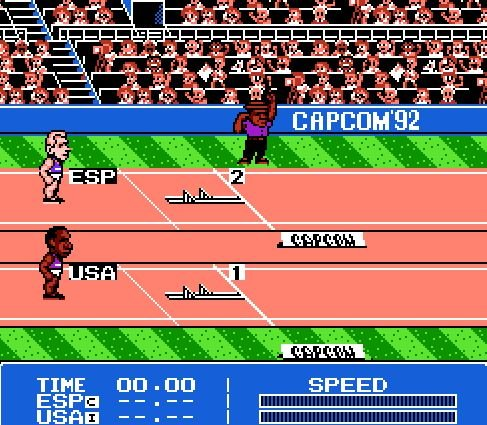 Barcelona 92 Olympic, Олимпиада 92 в Барселоне