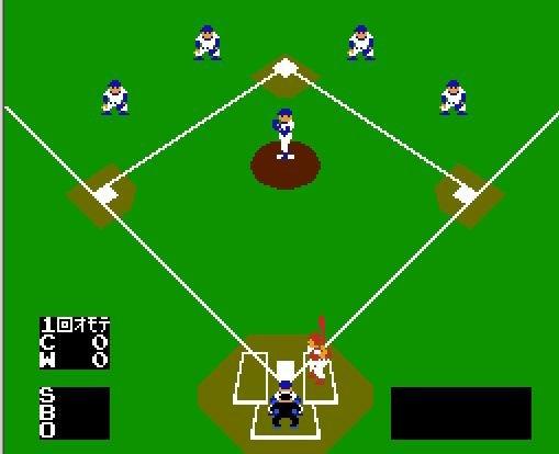Basebal, Бейсбол