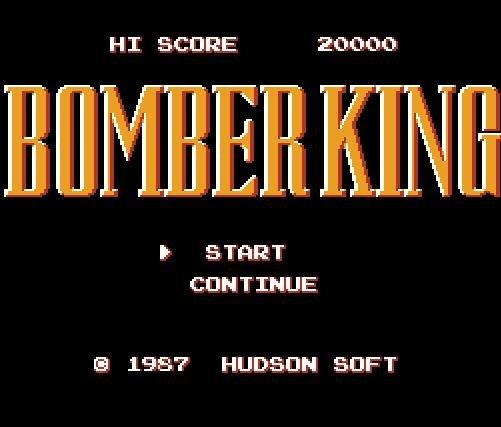 Bomber King, Король саперов
