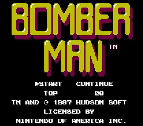 Bomberman, Сапер, Бомбермен