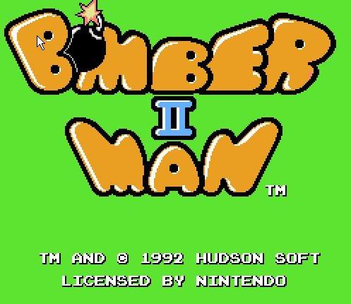 Bomberman 2, Бомбермен 2