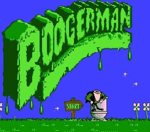 Boogerman, Бугермен