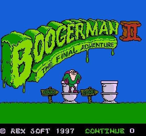 Boogerman 2. The final Adventure, Бугермен 2 – последнее приключение