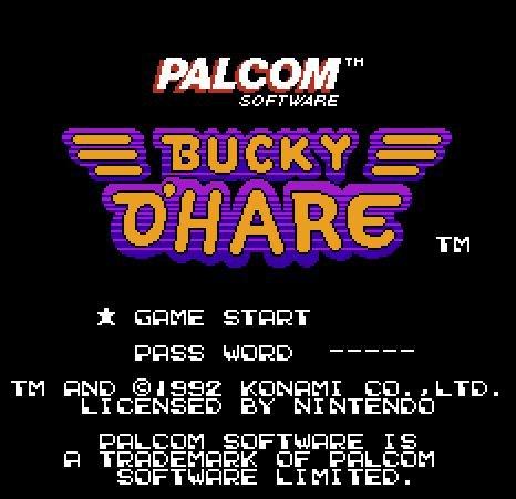 Bucky O Hare, Баки О Хэа