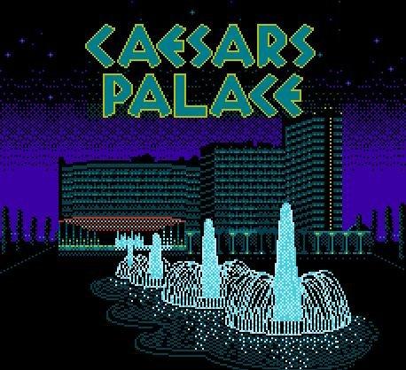 Caesars Palace, Казино Дворец Цезарей