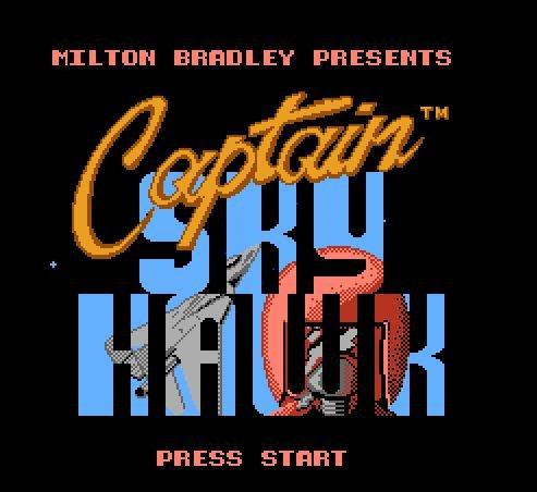 Captain Skyhawk, Капитан Небесный Ястреб