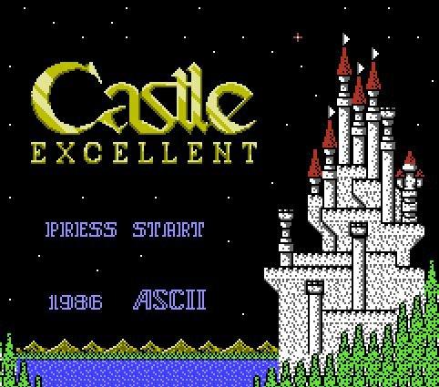 Castle Excellent, Великолепный замок