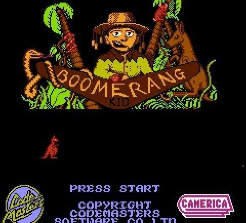 Сборник-многоигровка 4 в 1: Linus Spacehead, Super Robin Hood 3, Boomerang Kid, Treasure Island Dizzy