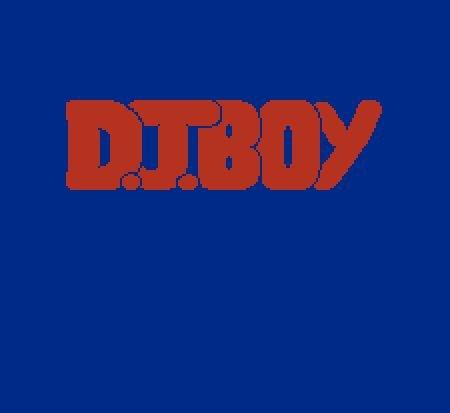 D.J.Boy, Диск-жокей