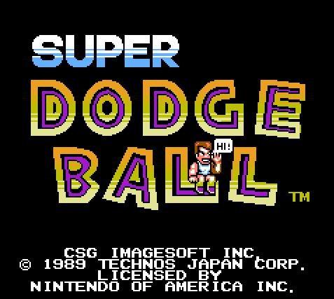 Dodge Ball, Уличный баскетбол