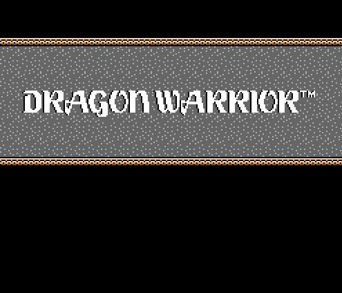 Dragon Warrior, Воин Дракон
