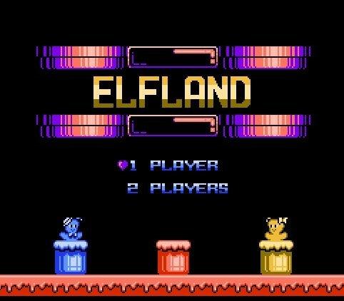 Elf Land, Страна Эльфов