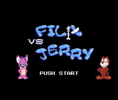 Felix vs Jerry, Кот Фелекс против Джерри