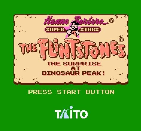 Flintstones 2: the Surprise at Dinosaur Peak, Флинстоуны 2
