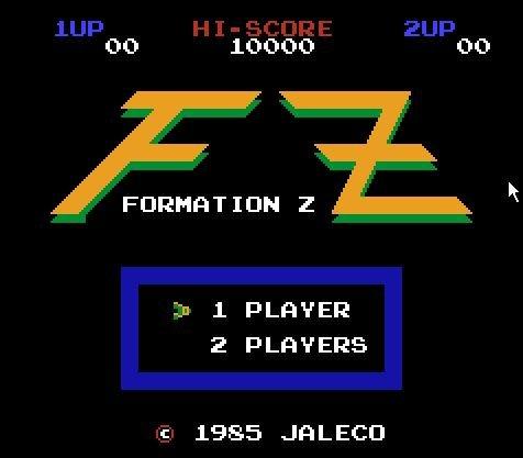 Formation Z, Система Зет