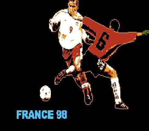 France 98, Франция 98