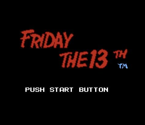 Friday the 13th, Пятница 13