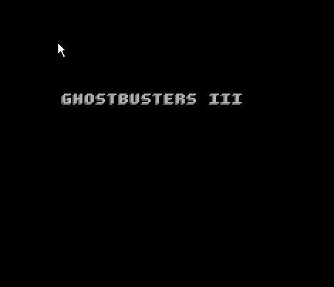 GhostBusters  3, Охотники за приведениями 3