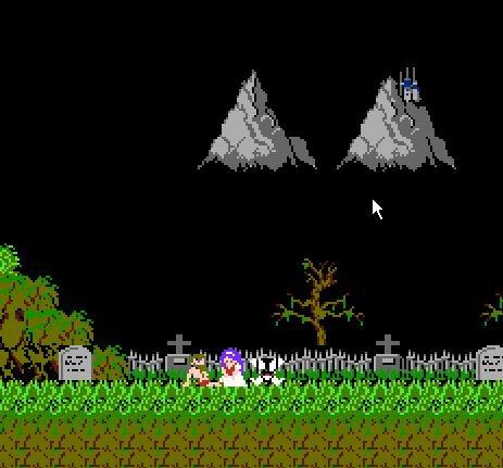Ghosts n Goblins, Привидения и гоблины