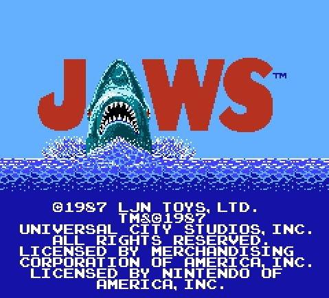 Jaws, Челюсти, Акулы