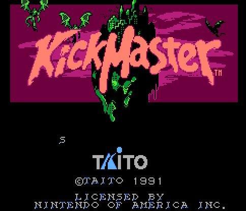 Kick master, Мастер боевых искусств