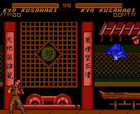 King of Fighters 98, Король бойцов 98
