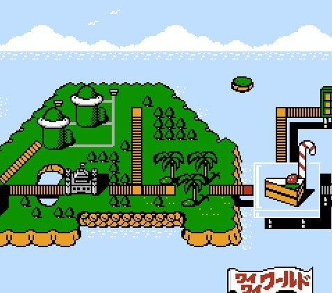 Konami World 2, Мир Конами 2