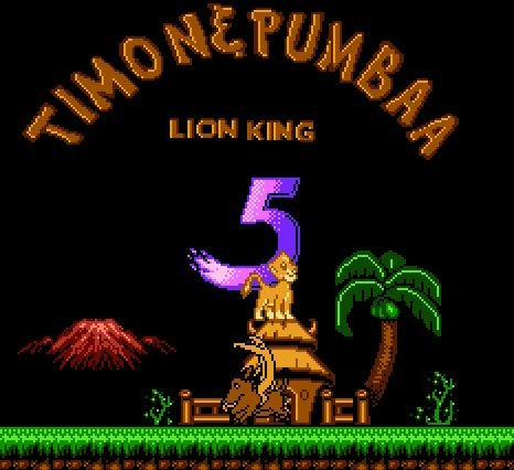 Lion King 5. Timon & Pumba, Король-Лев 5. Тимон и Пумба