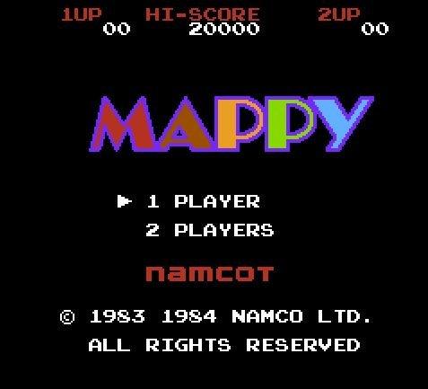Mappy, Маппи