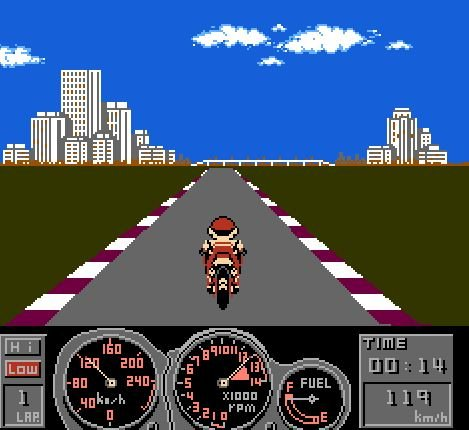 Mario Rider, Марио гонщик