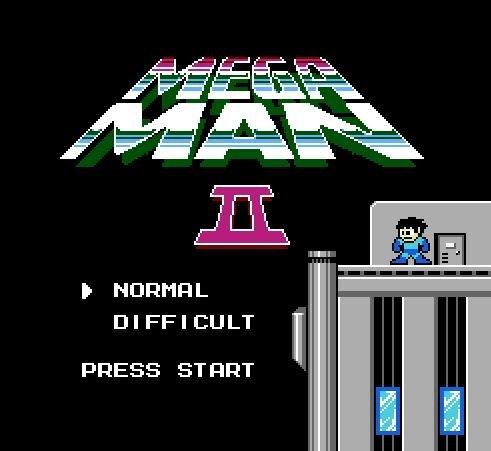 Megaman 2, Мегамен 2